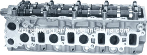 Completed Cylinder Head 2KD-FTV for Toyota Hilux 908 884 pictures & photos
