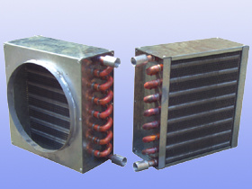 1600W Air - Cooled Condenser, Fan Cooling Condenser, Heat Exchanger (FN-1.6/5.7) pictures & photos