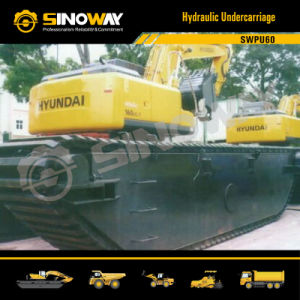Hydraulic Telescopic Pontoon with Length 6.7 to 9.5 Meters pictures & photos