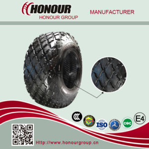 Nylon Loader Use OTR Roller Tire, Sand Tyre (23.1-26) pictures & photos