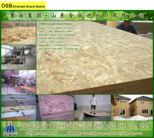 OSB Price From China Biggest OSB Factory pictures & photos