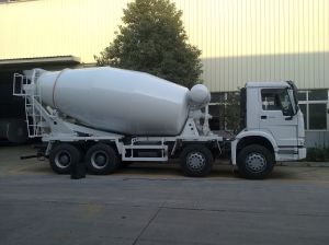 Sinotruk Concrete Mixer Truck From 3cbm to 16cbm pictures & photos