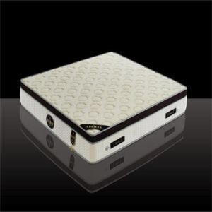 Pocket Spring Mattress with Memory Foam Euro Top