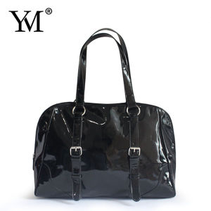 Hot High Quality Fashion Ladies PU Handbag Customized pictures & photos
