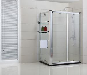 Framed Rectangular Sliding Shower Enclosure (YTZ-002)