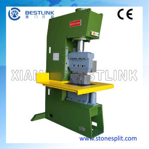 Individual Chisels Hydraulic Stone Splitting Machine pictures & photos
