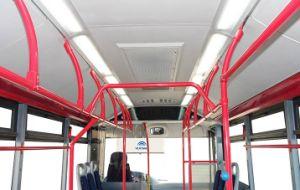 Large Size City Bus, Seats 43+1, 12m pictures & photos