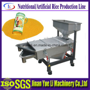 Extrusion Nutrition Rice Food Making Machine