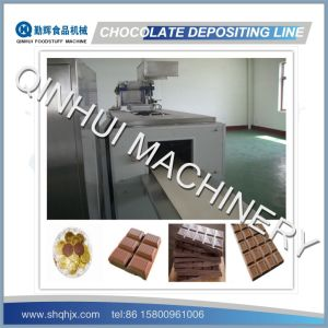 Depositing Type Chocolate Making Plant pictures & photos