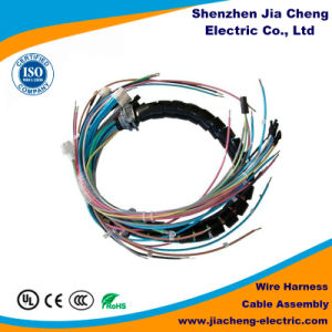 2 Pin Fuel Injector Socket Wire Harness with Multi Pole Connector pictures & photos