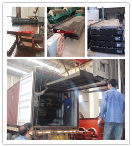 High Recovery Rate Good Performance Shaking Table for Gold, Chrome pictures & photos