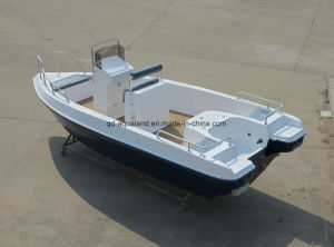 Aqualand 21feet 6.3m Fiberglass Fishing Boat/Sports Motor Boat (205c) pictures & photos