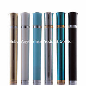 10ml Blue Glass Cobalt Roll on Bottle and Blue Bottle with Stainless Metal Roller Ball pictures & photos