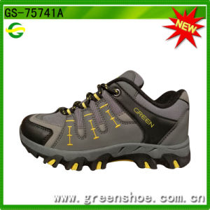 Wholesale Cowboy Fashion Hiking Boots pictures & photos