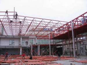 Exhibtion Hall Space Frame Guangzhou pictures & photos