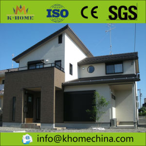 Customized Steel Frame Duplex Prefab Family Villa pictures & photos