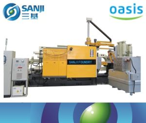 Js-650tons, 750tons, 850tons, 950tons Cold Chamber Die Casting Machines pictures & photos
