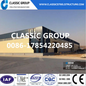 Shandong Classic P0refabricated Steel Structure Warehouse pictures & photos