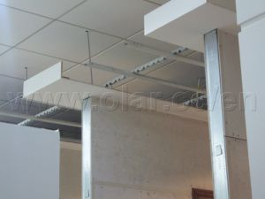 Calcium Silicate Board--BS En 12467: 2012 Internal Partition Ceiling pictures & photos