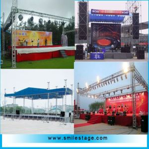 Rk Portable Truss System for Wedding and Events pictures & photos