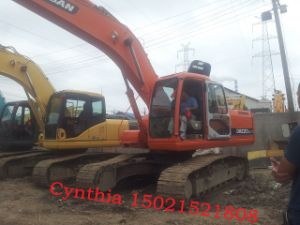 High Quality of Used Daewoo Dh220-7