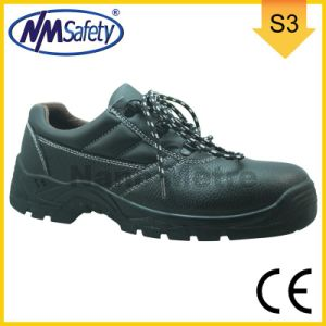 Nmsafety Action Leather Low Cut Safety Shoe pictures & photos