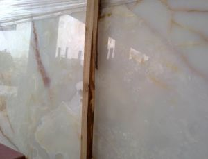Marble Stone White Onyx for Decoration pictures & photos