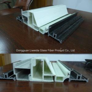 Light Weight Corrosion-Resistance Fiberglass Profile, FRP Pultruded Profile