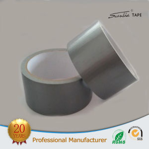 General Purpose Grey Duct Cloth Backing Material Adhesive Tape pictures & photos
