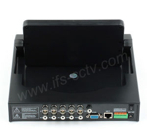 4CH HD 1080P Flexible LCD DVR (ISR-LCD304) pictures & photos