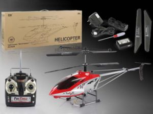 Alloy Large Helicopter Model with Gyro (10111333) pictures & photos