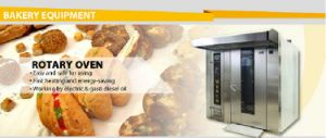 Gas Bakery Oven for Bread Production