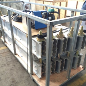 Light Weight Hot Conveyor Belt Vulcanizer Cmax pictures & photos