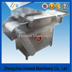 Automatic Dried Fruit Dicer Machine / Electric Dried Fruit Processing Machine pictures & photos