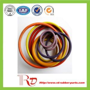 Excellent Sealing Effect Standards Metric NBR Rubber O Rings pictures & photos