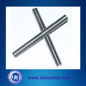 Customized Knurning Stainless Steel Shaft /Bar pictures & photos