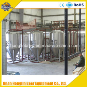 100L 200L 300L 500L 1000L 2000L 3000L Stainless Steel Conical Cone Fermenter for Sale pictures & photos