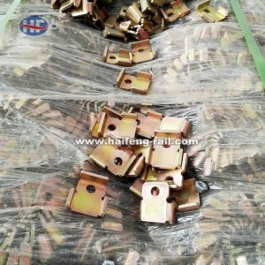 Rail Clips for Elevator Guide Rail, Hollow Guide Rail Clips pictures & photos