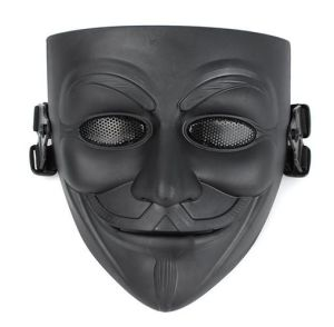 V for Vendetta Full Face Mesh Mask pictures & photos