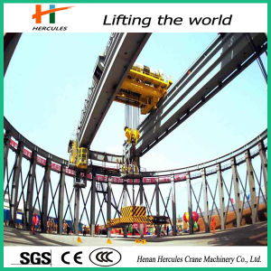 3-50t Lh Double Girder Bridge Hoist Crane pictures & photos