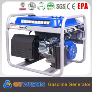 3000W Gasoline Portable Generator Made in China with CE pictures & photos
