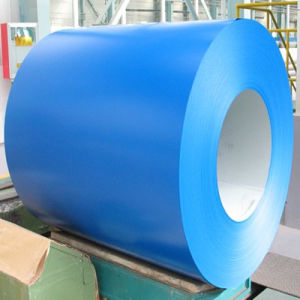 Prepainted Galvanized Coil PPGI Coil for Ral5002 pictures & photos