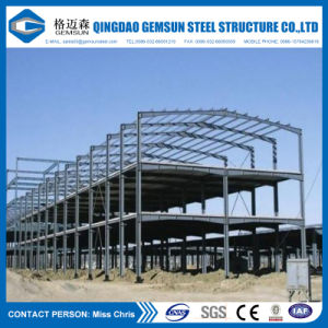High Quality Cheap Customized Steel Workshop pictures & photos