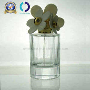 Elegant Lady New Glass Bottle Glass Jar (B-2159)