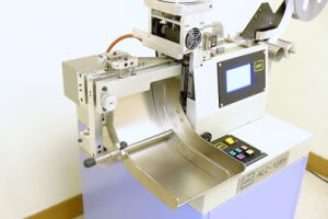 Stacker High Speed Ultrasonic Label Cutter (Alc-108h) pictures & photos