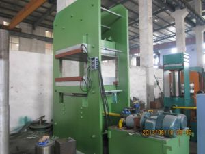 China Rubber Machine Frame Type Vulcanizing Press pictures & photos