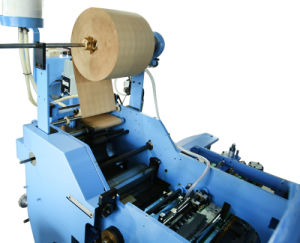 Automatic Gluing Strip of Cloth to Book Spine Machine for Perfect Binding Books pictures & photos