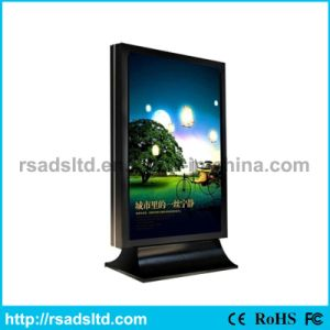 Qualified Advertising Scrolling Lightbox with Ce Certificate