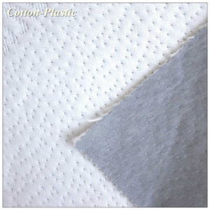 Jacquard Bamboo Fiber Scuba Knit Fabric for Pillow Case