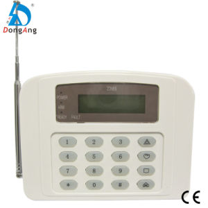 Wireless Receiving LCD Keyboard for Alarm System (DA-238LCDW)